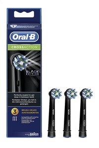 Oral-B Brossette de rechange CrossAction EB50 - 3 pièces-Détail de l'article