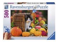 Ravensburger puzzle XXL Chaton en automne