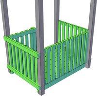 Ensemble plancher & clôture pour Nieuwpoort-Détail de l'article