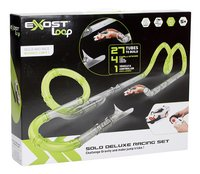 Exost autobaan Loop Solo Deluxe Racing Set-Linkerzijde