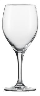 Schott Zwiesel 6 verres à eau Mondial 44,5 cl-Avant