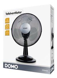 Domo Ventilateur de table DO8139 noir-Avant
