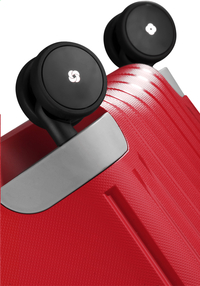 Samsonite Harde reistrolley S'Cure Spinner crimson red 69 cm-Onderkant