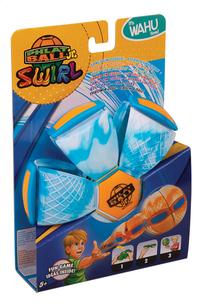 Goliath frisbee Phlat Ball Swirl jr. Ø 14 cm blauw-Linkerzijde