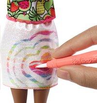 Barbie poupée mannequin  Crayola Cutie Fruity-Image 2