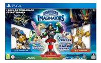 PS4 Pack de démarrage Skylanders Imaginators FR/NL