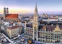 Ravensburger puzzle Munich-Avant