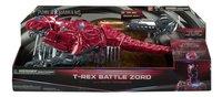 Figuur Power Rangers T-Rex Battle Zord & Red Ranger