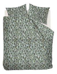 Beddinghouse Housse de couette Sabor green flanelle 200 x 220 cm-Avant