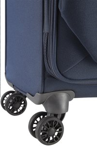 Samsonite Valise souple Spark Spinner dark blue 55 cm-Base