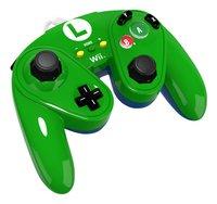 Controller PDP Luigi Wii U groen