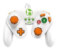 Manette Yoshi Wii U blanc