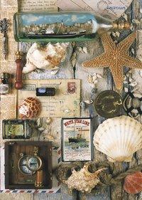 Ravensburger puzzle Souvenirs de mer-Avant