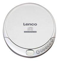 Lenco lecteur MP3 et CD portable Discman CD-201-Vue du haut