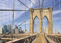 Ravensburger puzzle Traversée du pont de Brooklyn-Avant