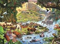 Ravensburger puzzle XXL Les animaux de l'arche de Noé-Avant