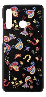 Huawei Cover voor Huawei P30 Lite zwart-Vooraanzicht