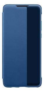 Huawei flipcover View voor Huawei P30 Lite blauw-Vooraanzicht