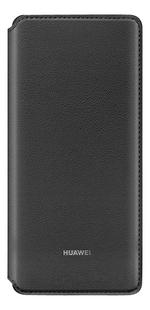 Huawei Flipcover avec porte-cartes pour Huawei P30 Pro noir-Avant