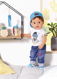 BABY born poupée Soft Touch Brother 43 cm-Image 2