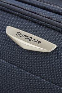 Samsonite Zachte reistrolley Spark Spinner dark blue EXP 67 cm-Artikeldetail
