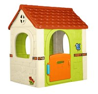 Feber speelhuisje Fantasy House wit