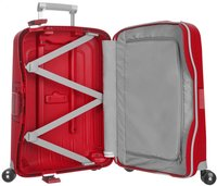 Samsonite Harde reistrolley S'Cure Spinner crimson red 55 cm-Artikeldetail