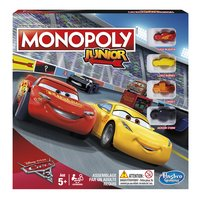 Monopoly Junior Disney Cars 3