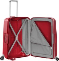 Samsonite Harde reistrolley S'Cure Spinner crimson red 69 cm-Artikeldetail