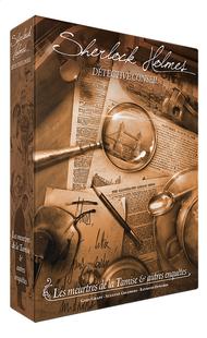Sherlock Holmes - Détective Conseil : Les meurtres de la Tamise & autres enquêtes-Côté droit