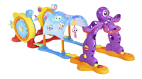 Little Tikes Lil' Ocean Explorers 3-in-1 Adventure Course-commercieel beeld
