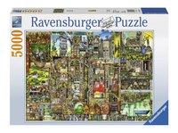 Ravensburger puzzel Bizarre stad