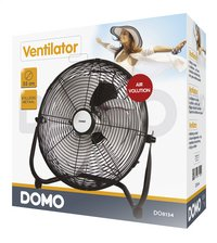 Domo Ventilateur de sol DO8134 noir-Avant