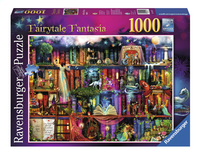 Ravensburger puzzel Fairytale Fantasia-Vooraanzicht