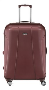 Travelite Valise rigide Elbe Two Spinner grenade 75 cm