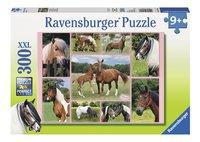 Ravensburger puzzle XXL Chevaux de rêve-Avant