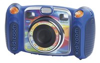 VTech Digitaal fototoestel KidiZoom Duo blauw NL-Côté droit