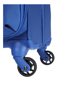 Samsonite Valise souple Pop-Fresh Spinner EXP imperial blue 70 cm-Base