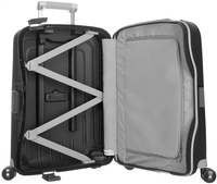 Samsonite Valise rigide S'Cure Spinner black 55 cm-Détail de l'article