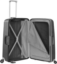 Samsonite Valise rigide S'Cure Spinner black 75 cm-Détail de l'article