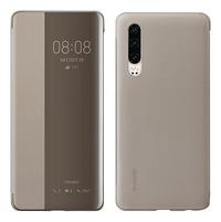 Huawei flipcover View voor Huawei smartphone P30 kaki-Artikeldetail