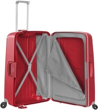 Samsonite Valise rigide S'Cure Spinner crimson red 75 cm-Détail de l'article