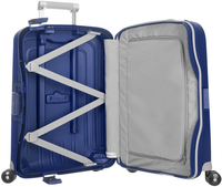 Samsonite Valise rigide S'Cure Spinner dark blue 55 cm-Détail de l'article