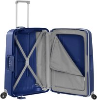 Samsonite Harde reistrolley S'Cure Spinner dark blue 69 cm-Artikeldetail