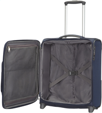 Samsonite Zachte reistrolley Spark Upright dark blue 50 cm-Artikeldetail