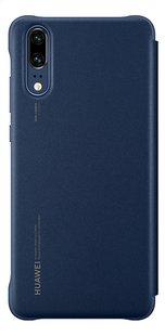 Huawei foliocover View pour Huawei P20 bleu-Arrière