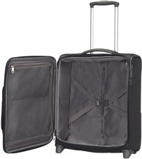 Samsonite Zachte reistrolley Spark Upright black 50 cm-Artikeldetail