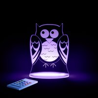Aloka SleepyLight lampe LED Hibou