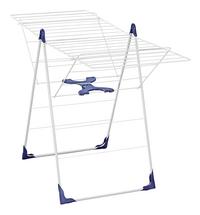 Leifheit Séchoir-papillon Classic 200 Flex blanc/bleu-Avant