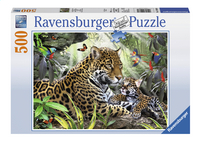 Ravensburger Puzzel Jaguar
